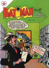 Cover Thumbnail for Batman (Editorial Novaro, 1954 series) #1