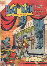 Cover Thumbnail for Batman (Editorial Novaro, 1954 series) #16