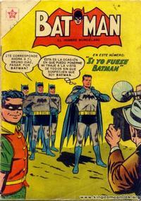 Cover Thumbnail for Batman (Editorial Novaro, 1954 series) #31