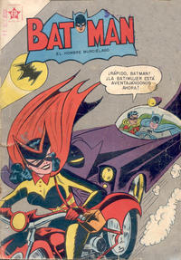 Cover Thumbnail for Batman (Editorial Novaro, 1954 series) #45