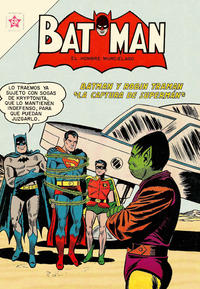 Cover Thumbnail for Batman (Editorial Novaro, 1954 series) #143