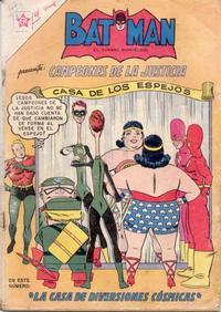 Cover Thumbnail for Batman (Editorial Novaro, 1954 series) #167