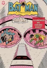 Cover Thumbnail for Batman (Editorial Novaro, 1954 series) #233