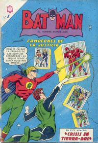 Cover Thumbnail for Batman (Editorial Novaro, 1954 series) #239