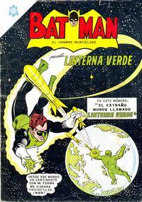 Cover Thumbnail for Batman (Editorial Novaro, 1954 series) #243