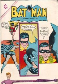 Cover Thumbnail for Batman (Editorial Novaro, 1954 series) #246