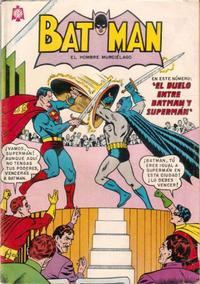 Cover Thumbnail for Batman (Editorial Novaro, 1954 series) #254