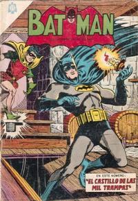 Cover Thumbnail for Batman (Editorial Novaro, 1954 series) #255