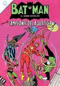 Cover Thumbnail for Batman (Editorial Novaro, 1954 series) #265