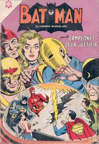 Cover Thumbnail for Batman (Editorial Novaro, 1954 series) #278