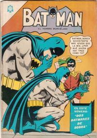 Cover Thumbnail for Batman (Editorial Novaro, 1954 series) #335