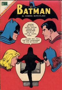 Cover Thumbnail for Batman (Editorial Novaro, 1954 series) #466