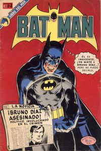 Cover Thumbnail for Batman (Editorial Novaro, 1954 series) #690