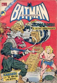 Cover Thumbnail for Batman (Editorial Novaro, 1954 series) #691
