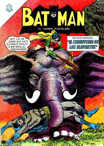 Cover for Batman (Editorial Novaro, 1954 series) #272