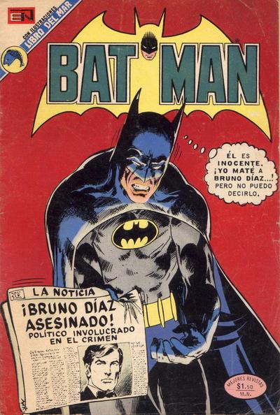 Cover for Batman (Editorial Novaro, 1954 series) #690
