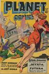 Cover for Planet Comics (Fiction House, 1940 series) #57