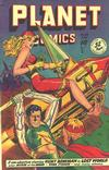 Cover for Planet Comics (Fiction House, 1940 series) #58