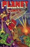 Cover for Planet Comics (Fiction House, 1940 series) #68