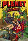 Cover for Planet Comics (Fiction House, 1940 series) #69