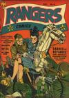 Cover for Rangers Comics (Fiction House, 1942 series) #8