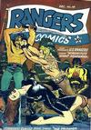 Cover for Rangers Comics (Fiction House, 1942 series) #14
