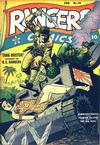 Cover for Rangers Comics (Fiction House, 1942 series) #15