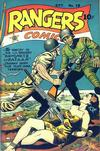 Cover for Rangers Comics (Fiction House, 1942 series) #19