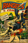 Cover for Rangers Comics (Fiction House, 1942 series) #21