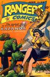 Cover for Rangers Comics (Fiction House, 1942 series) #23