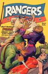 Cover for Rangers Comics (Fiction House, 1942 series) #24