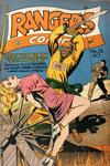 Cover for Rangers Comics (Fiction House, 1942 series) #25
