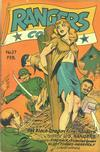Cover for Rangers Comics (Fiction House, 1942 series) #27