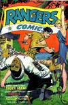 Cover for Rangers Comics (Fiction House, 1942 series) #29