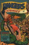Cover for Rangers Comics (Fiction House, 1942 series) #31