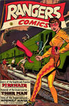 Cover for Rangers Comics (Fiction House, 1942 series) #32