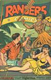 Cover for Rangers Comics (Fiction House, 1942 series) #35