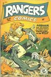 Cover for Rangers Comics (Fiction House, 1942 series) #40