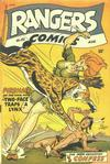 Cover for Rangers Comics (Fiction House, 1942 series) #42