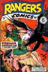 Cover for Rangers Comics (Fiction House, 1942 series) #44