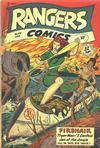 Cover for Rangers Comics (Fiction House, 1942 series) #45