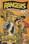 Cover for Rangers Comics (Fiction House, 1942 series) #46