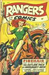 Cover for Rangers Comics (Fiction House, 1942 series) #48