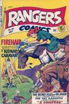 Cover for Rangers Comics (Fiction House, 1942 series) #50