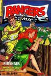 Cover for Rangers Comics (Fiction House, 1942 series) #54