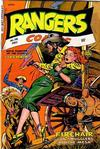 Cover for Rangers Comics (Fiction House, 1942 series) #56