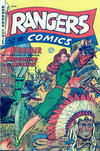 Cover for Rangers Comics (Fiction House, 1942 series) #57