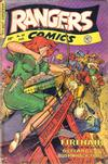 Cover for Rangers Comics (Fiction House, 1942 series) #60