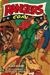 Cover for Rangers Comics (Fiction House, 1942 series) #61