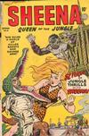 Cover for Sheena, Queen of the Jungle (Fiction House, 1942 series) #6